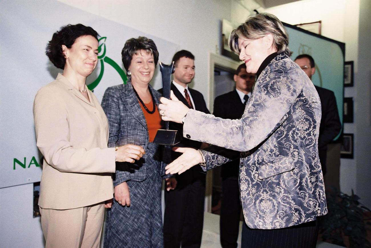 Złoty OTIS 2003_07