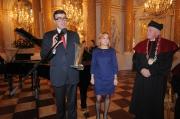 Przyznanie Nagrody Zł'oty OTIS z Diamentami 2015