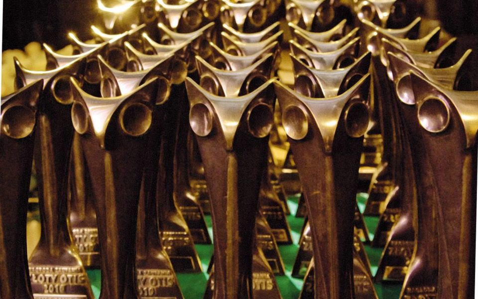 Nagroda Zaufania Złoty OTIS – dziesięciolecie