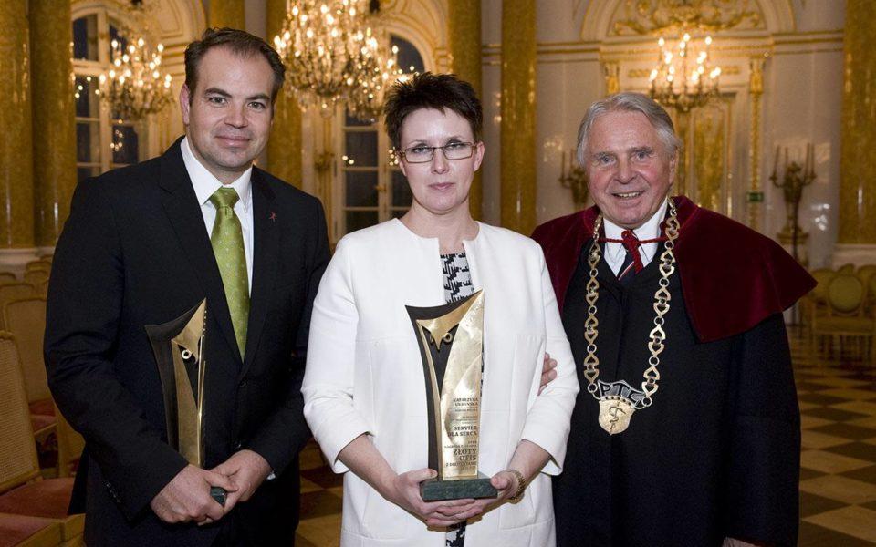 Nagrody Złoty OTIS z Diamentami 2014 rozdane