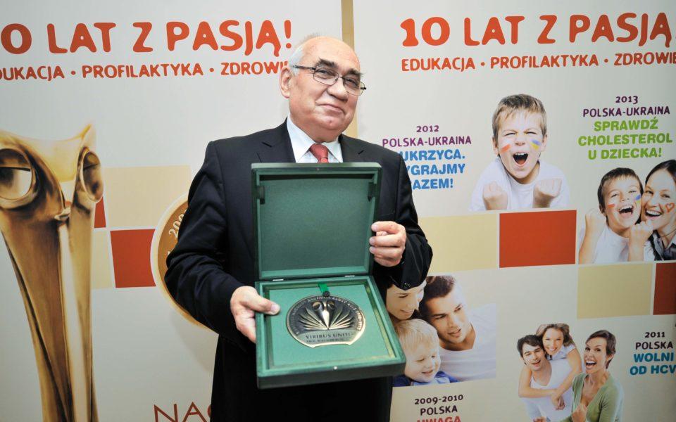 Złoty OTIS 2009