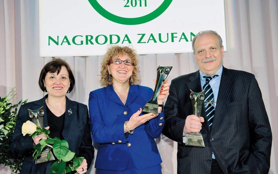 Złoty OTIS 2011