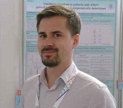 Mgr Mateusz Gliwiński: Zawsze interesowała mnie immunologia