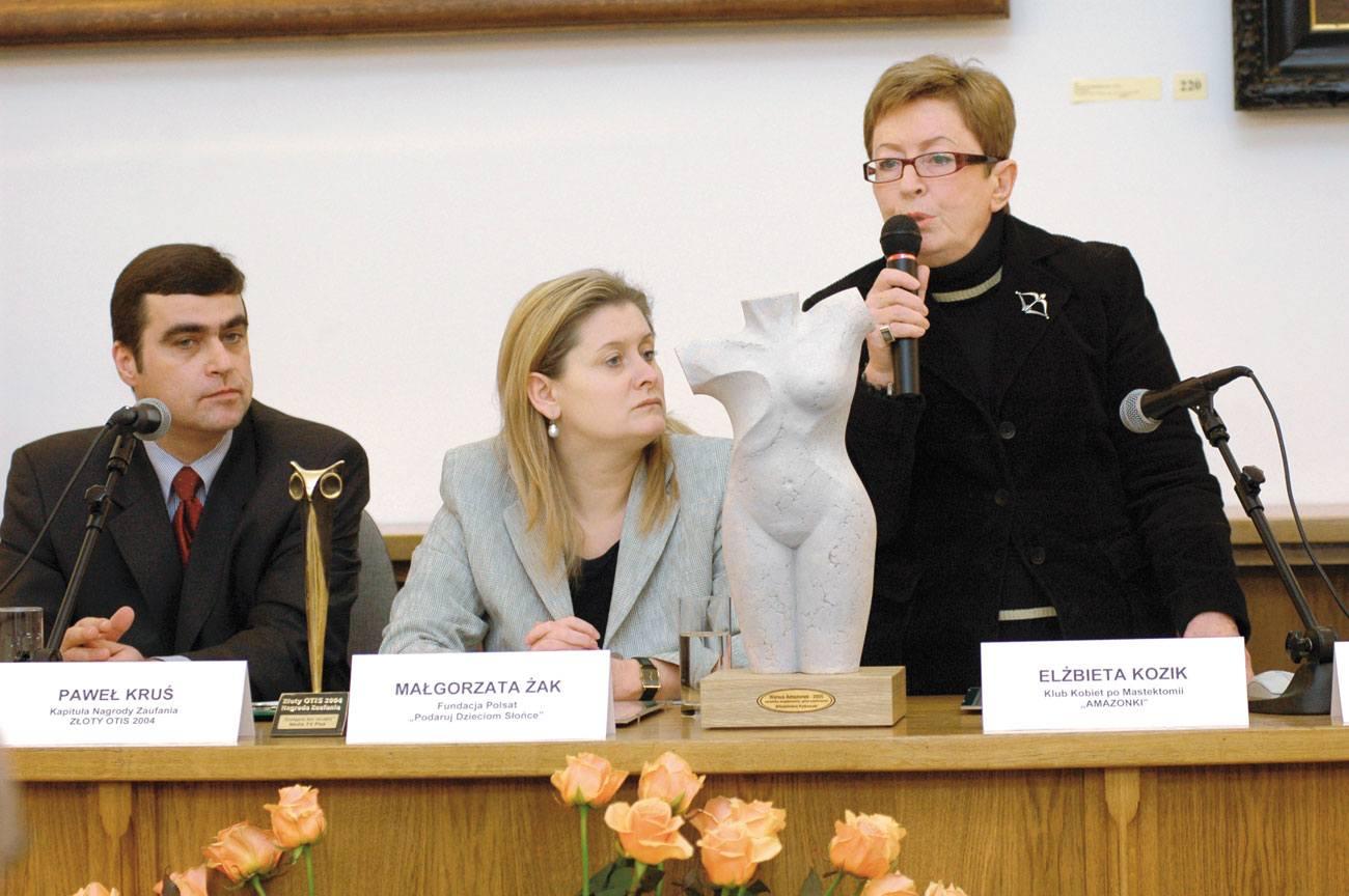 Złoty OTIS 2004 – Laureaci OTC