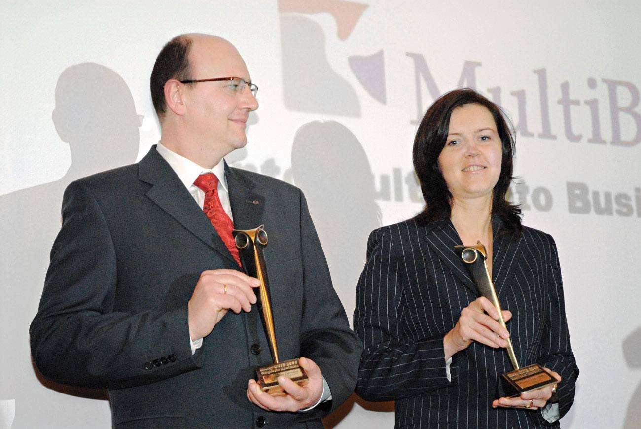 Złoty OTIS 2006 – Laureaci OTC