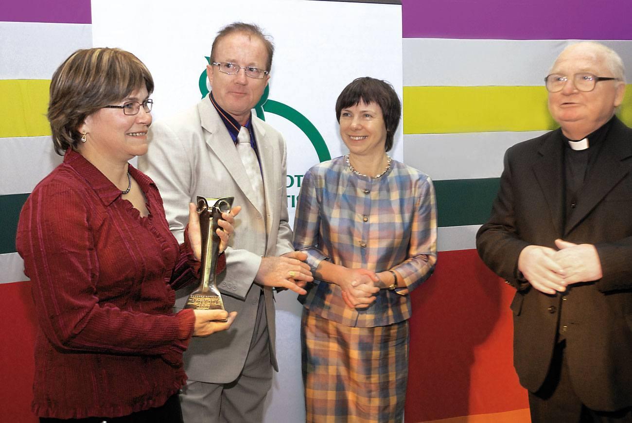 Złoty OTIS 2007 – Laureaci OTC