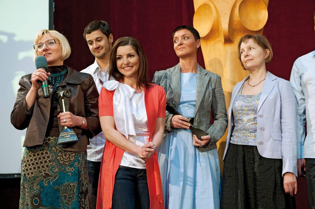 Złoty OTIS 2009 – Laureaci OTC