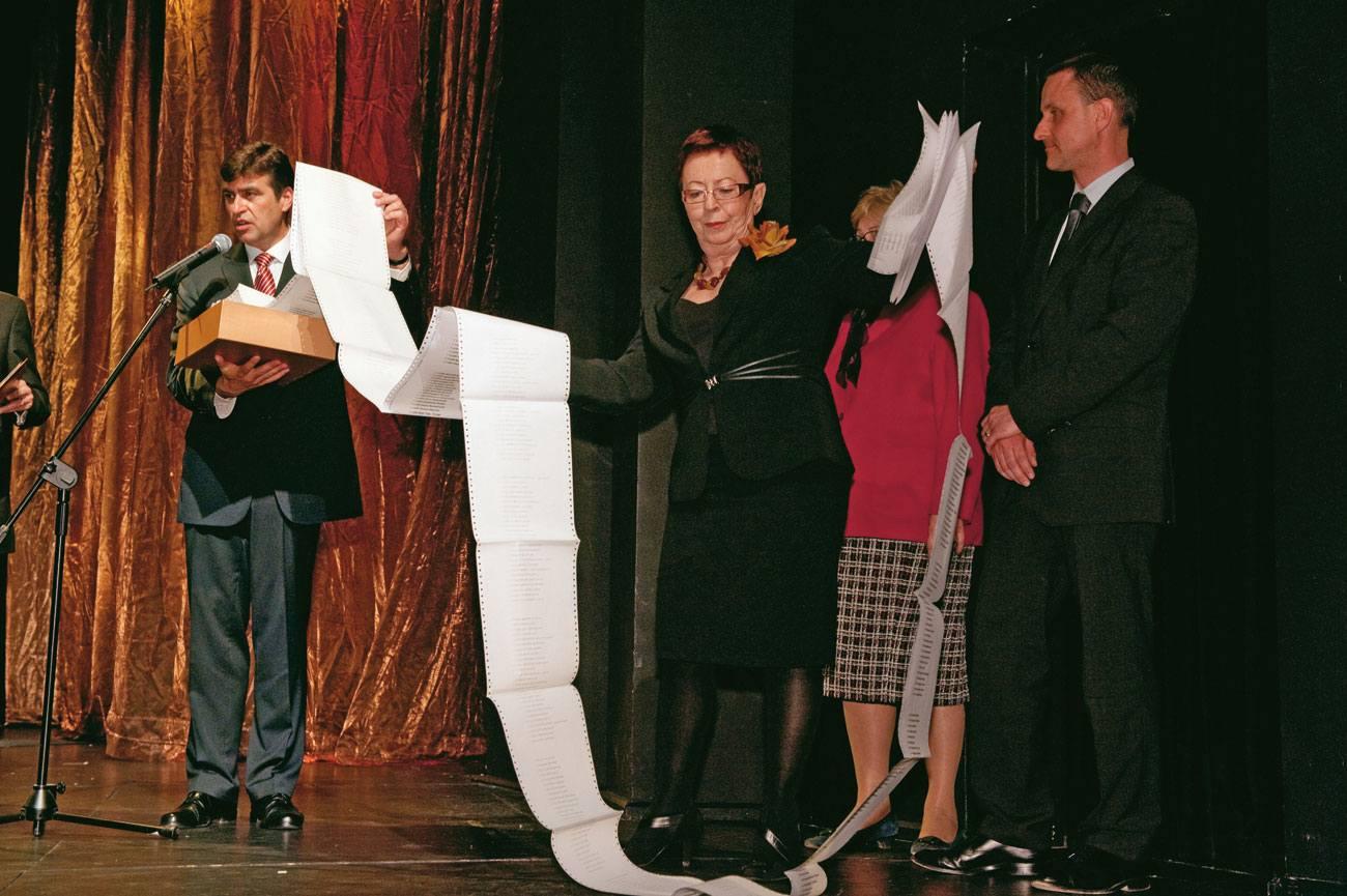 Złoty OTIS 2010 – Laureaci OTC