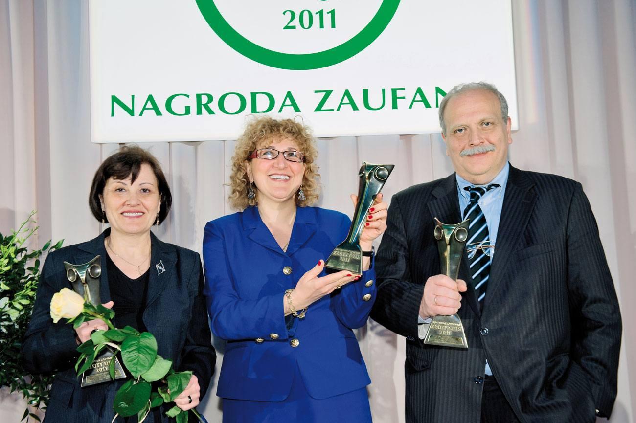 Złoty OTIS 2011 – Laureaci OTC