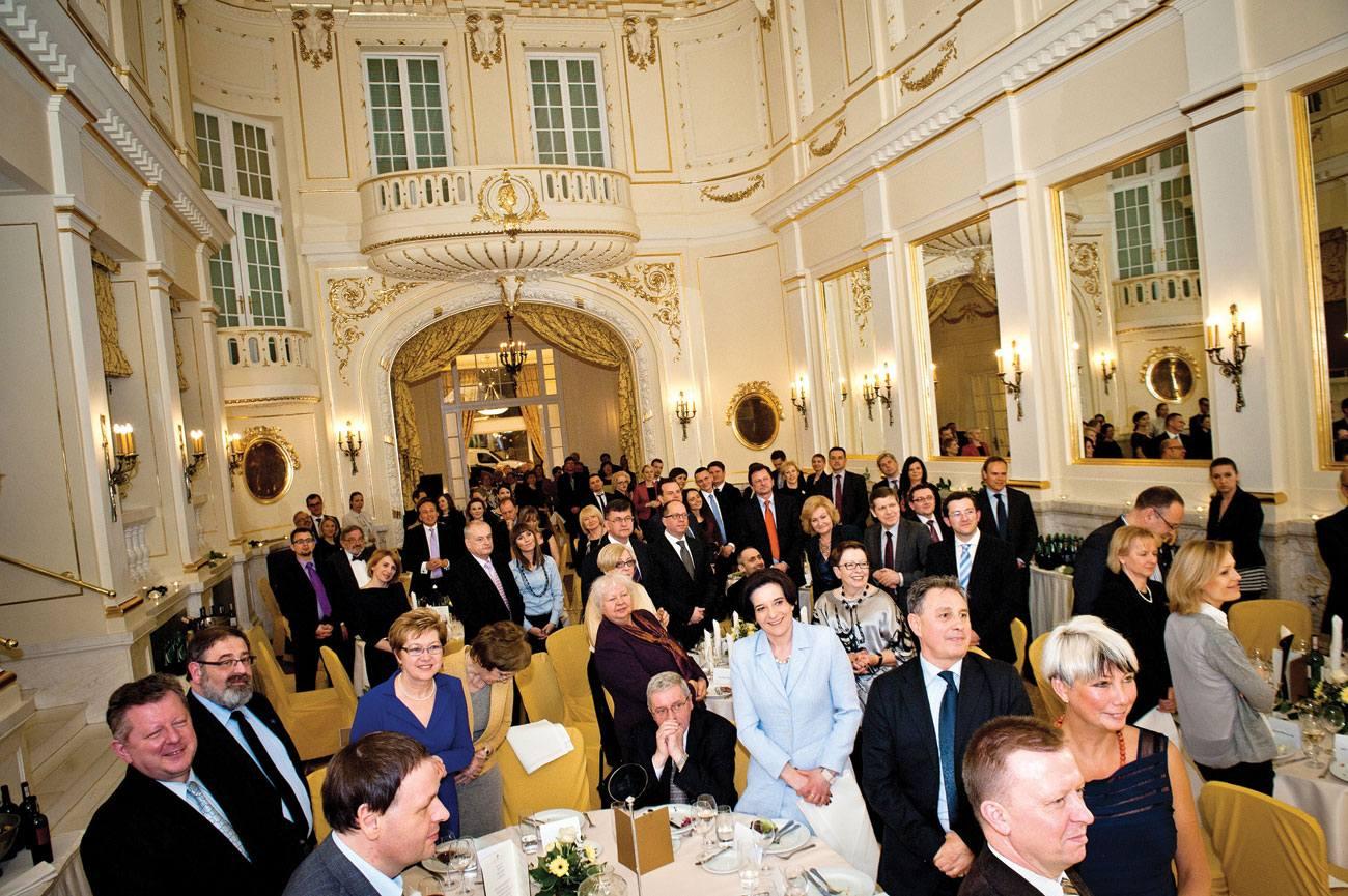 Złoty OTIS 2012 – Laureaci OTC